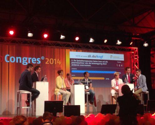 KNGF Fysiocongres 2014