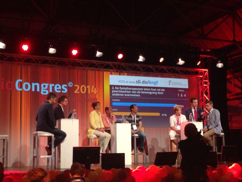 live online congressen