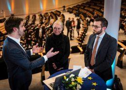 Online host Interreg Europe Forum Rotterdam 3