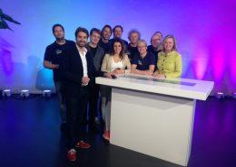 Teamfoto LiveOnlineEvents Liander