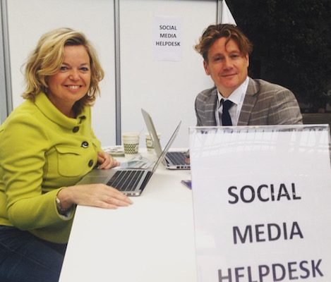LiveOnlineEvents EADV Gerdie Schreuders Marcel van Overveld