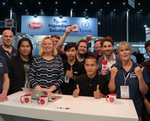 Victam Asia Thai -Dutch team