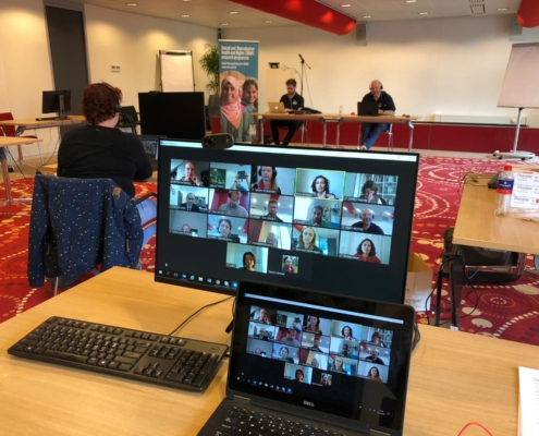 NWO-Wotro Zoom Conference